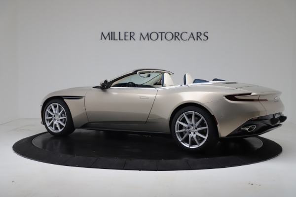 New 2020 Aston Martin DB11 Volante Convertible for sale $255,556 at Maserati of Greenwich in Greenwich CT 06830 22