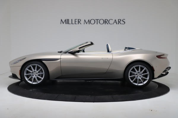 New 2020 Aston Martin DB11 Volante Convertible for sale $255,556 at Maserati of Greenwich in Greenwich CT 06830 23