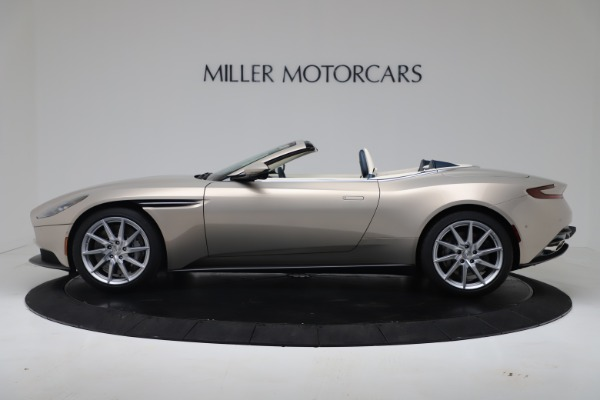New 2020 Aston Martin DB11 Volante Convertible for sale $255,556 at Maserati of Greenwich in Greenwich CT 06830 24