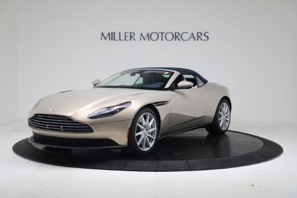 New 2020 Aston Martin DB11 Volante Convertible for sale $255,556 at Maserati of Greenwich in Greenwich CT 06830 25