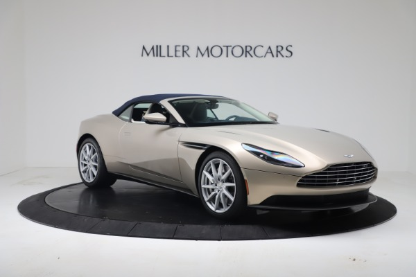 New 2020 Aston Martin DB11 Volante Convertible for sale $255,556 at Maserati of Greenwich in Greenwich CT 06830 27