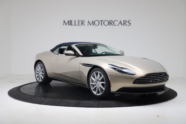 New 2020 Aston Martin DB11 Volante Convertible for sale $255,556 at Maserati of Greenwich in Greenwich CT 06830 28