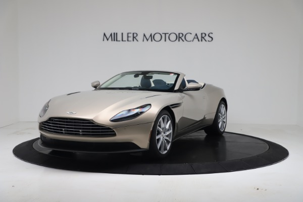New 2020 Aston Martin DB11 Volante Convertible for sale $255,556 at Maserati of Greenwich in Greenwich CT 06830 3