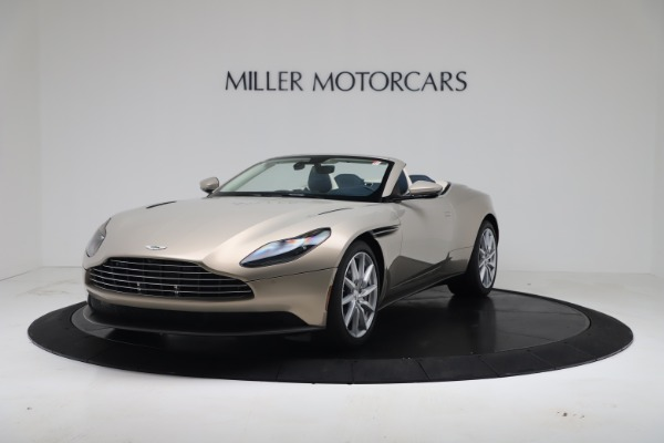 New 2020 Aston Martin DB11 Volante Convertible for sale $255,556 at Maserati of Greenwich in Greenwich CT 06830 4