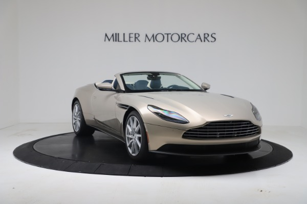 New 2020 Aston Martin DB11 Volante Convertible for sale $255,556 at Maserati of Greenwich in Greenwich CT 06830 7