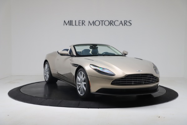 New 2020 Aston Martin DB11 Volante Convertible for sale $255,556 at Maserati of Greenwich in Greenwich CT 06830 8