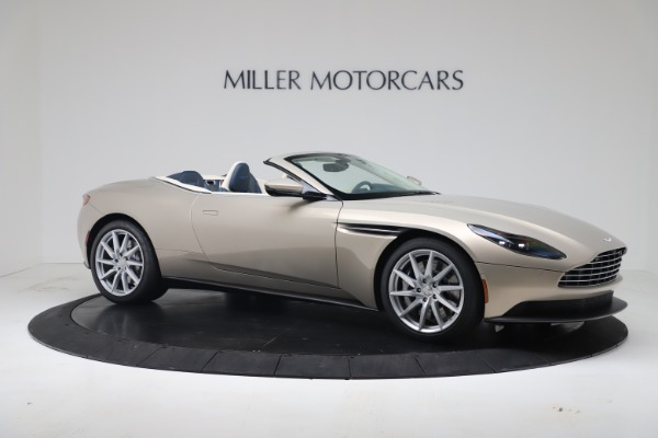 New 2020 Aston Martin DB11 Volante Convertible for sale $255,556 at Maserati of Greenwich in Greenwich CT 06830 9