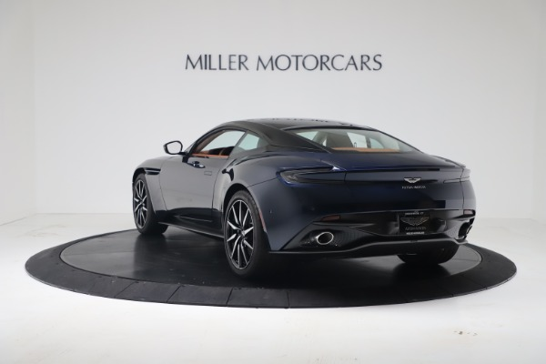 New 2020 Aston Martin DB11 V8 Coupe for sale $231,691 at Maserati of Greenwich in Greenwich CT 06830 10