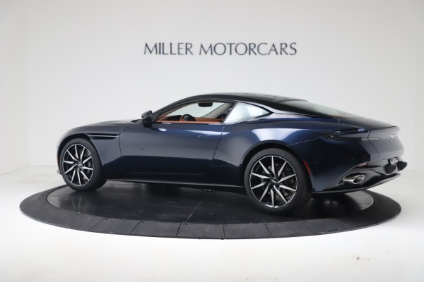 New 2020 Aston Martin DB11 V8 Coupe for sale $231,691 at Maserati of Greenwich in Greenwich CT 06830 11