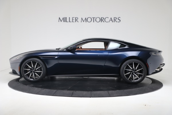 New 2020 Aston Martin DB11 V8 Coupe for sale $231,691 at Maserati of Greenwich in Greenwich CT 06830 12