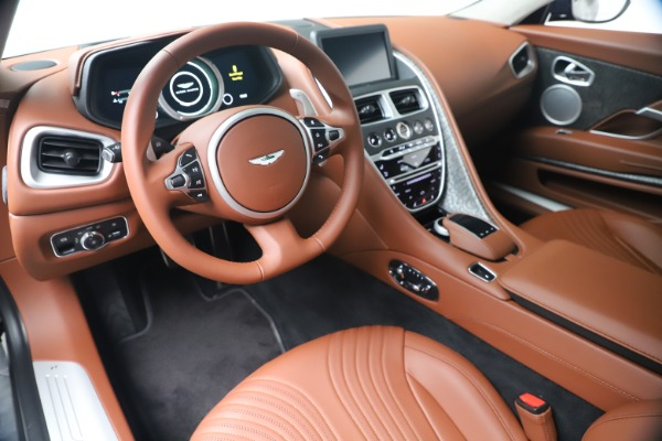 New 2020 Aston Martin DB11 V8 Coupe for sale $231,691 at Maserati of Greenwich in Greenwich CT 06830 14