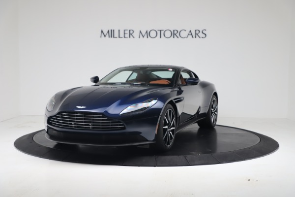 Used 2020 Aston Martin DB11 V8 Coupe for sale $199,990 at Maserati of Greenwich in Greenwich CT 06830 2