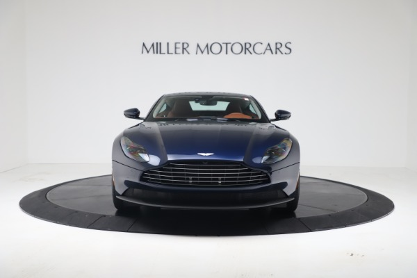 Used 2020 Aston Martin DB11 V8 Coupe for sale $199,990 at Maserati of Greenwich in Greenwich CT 06830 3