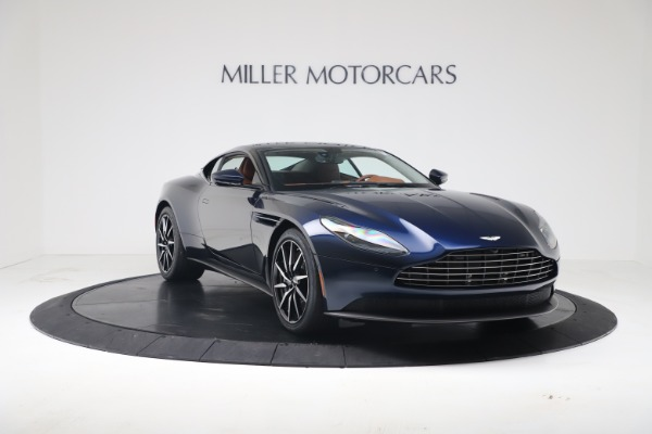 Used 2020 Aston Martin DB11 V8 Coupe for sale $199,990 at Maserati of Greenwich in Greenwich CT 06830 4
