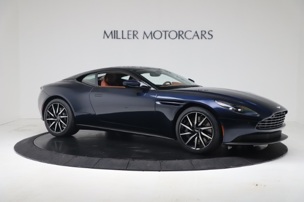 Used 2020 Aston Martin DB11 V8 Coupe for sale $199,990 at Maserati of Greenwich in Greenwich CT 06830 5