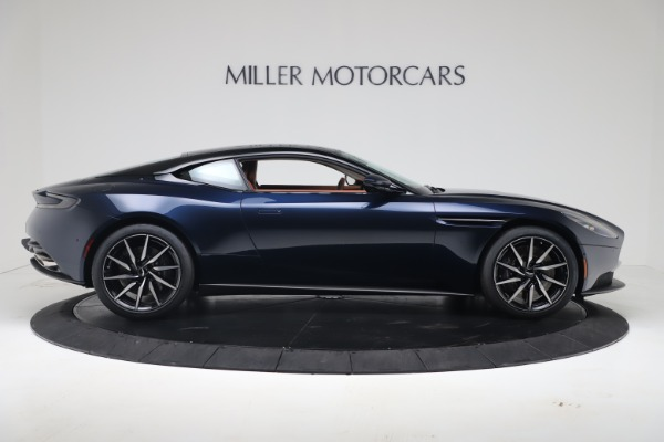 Used 2020 Aston Martin DB11 V8 Coupe for sale $199,990 at Maserati of Greenwich in Greenwich CT 06830 6