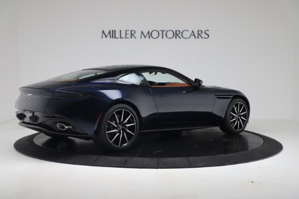 New 2020 Aston Martin DB11 V8 Coupe for sale $231,691 at Maserati of Greenwich in Greenwich CT 06830 7