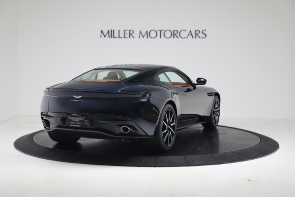 New 2020 Aston Martin DB11 V8 Coupe for sale $231,691 at Maserati of Greenwich in Greenwich CT 06830 8