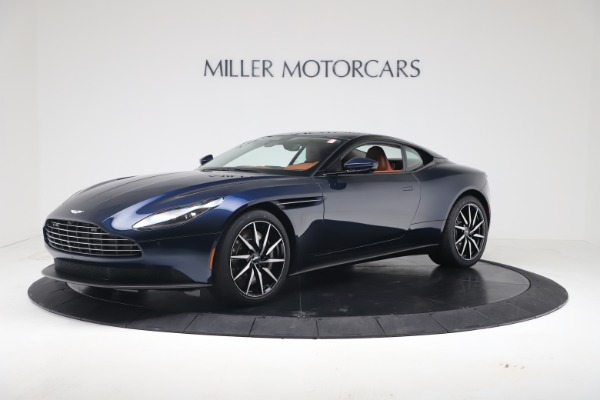 Used 2020 Aston Martin DB11 V8 Coupe for sale $199,990 at Maserati of Greenwich in Greenwich CT 06830 1