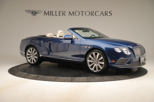 Used 2017 Bentley Continental GTC V8 for sale $152,900 at Maserati of Greenwich in Greenwich CT 06830 10