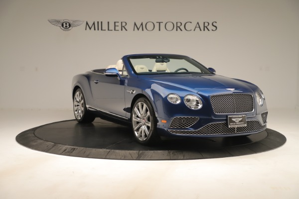 Used 2017 Bentley Continental GTC V8 for sale $152,900 at Maserati of Greenwich in Greenwich CT 06830 11