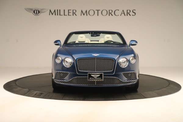 Used 2017 Bentley Continental GTC V8 for sale $152,900 at Maserati of Greenwich in Greenwich CT 06830 12