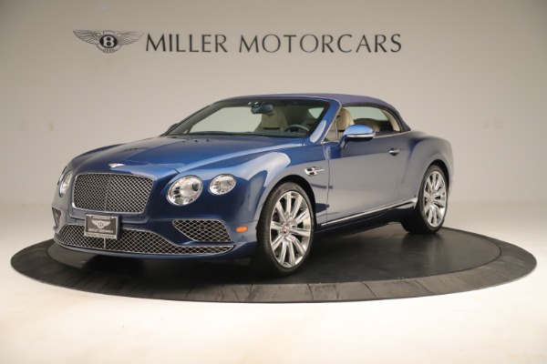 Used 2017 Bentley Continental GTC V8 for sale $152,900 at Maserati of Greenwich in Greenwich CT 06830 13