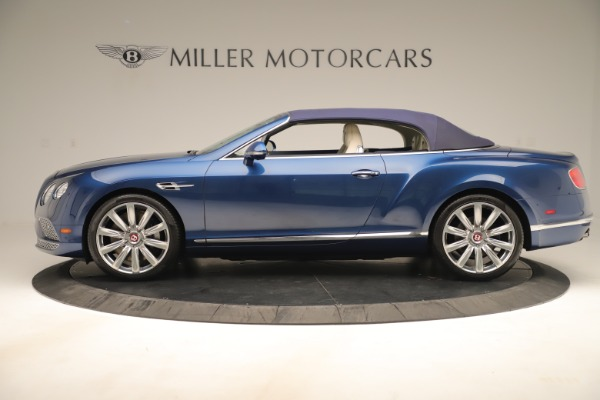 Used 2017 Bentley Continental GTC V8 for sale $152,900 at Maserati of Greenwich in Greenwich CT 06830 14