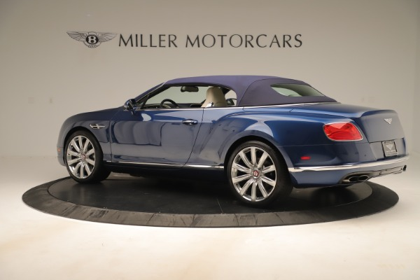 Used 2017 Bentley Continental GTC V8 for sale $152,900 at Maserati of Greenwich in Greenwich CT 06830 15