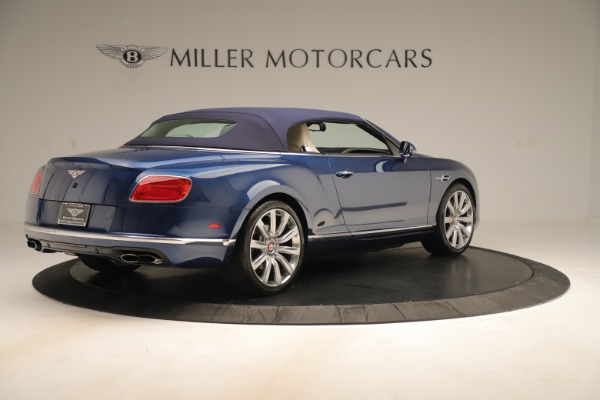 Used 2017 Bentley Continental GTC V8 for sale $152,900 at Maserati of Greenwich in Greenwich CT 06830 16