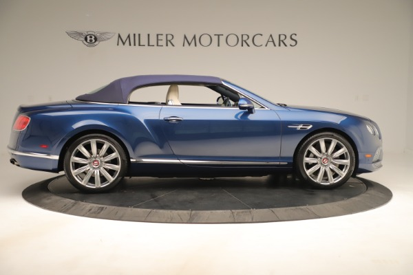 Used 2017 Bentley Continental GTC V8 for sale $154,900 at Maserati of Greenwich in Greenwich CT 06830 17