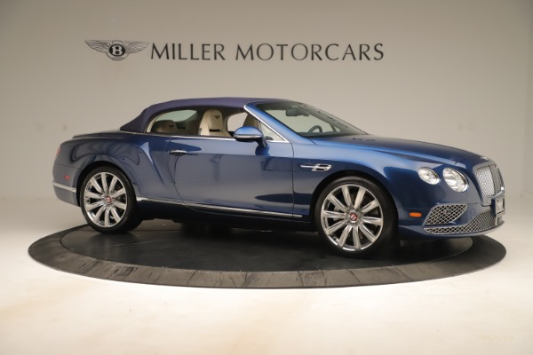 Used 2017 Bentley Continental GTC V8 for sale $154,900 at Maserati of Greenwich in Greenwich CT 06830 18
