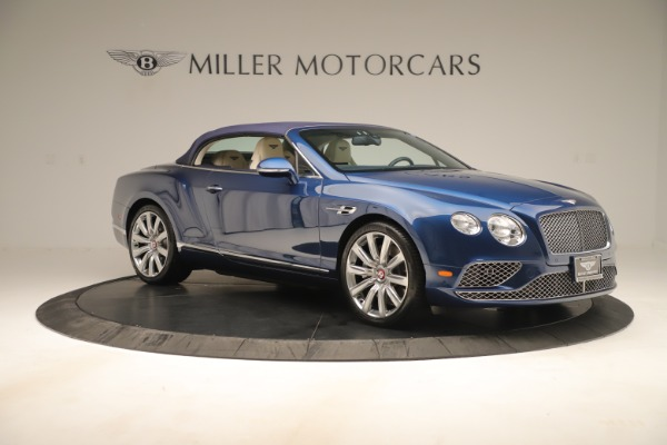 Used 2017 Bentley Continental GTC V8 for sale $154,900 at Maserati of Greenwich in Greenwich CT 06830 19