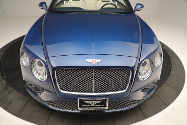 Used 2017 Bentley Continental GTC V8 for sale $152,900 at Maserati of Greenwich in Greenwich CT 06830 20