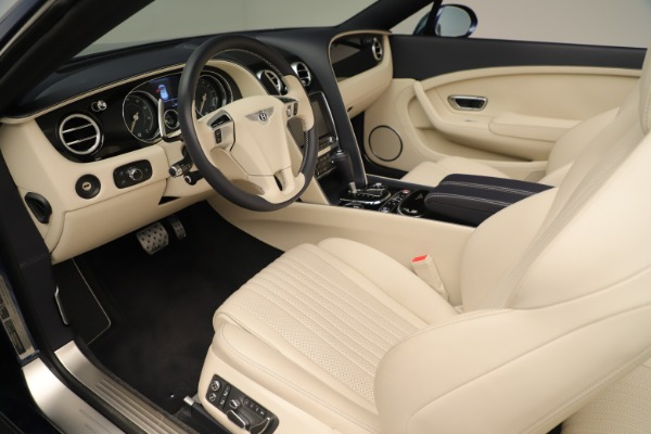 Used 2017 Bentley Continental GTC V8 for sale $152,900 at Maserati of Greenwich in Greenwich CT 06830 24