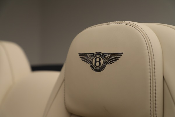 Used 2017 Bentley Continental GTC V8 for sale $152,900 at Maserati of Greenwich in Greenwich CT 06830 27