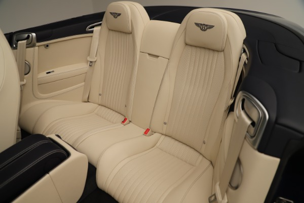 Used 2017 Bentley Continental GTC V8 for sale $152,900 at Maserati of Greenwich in Greenwich CT 06830 28