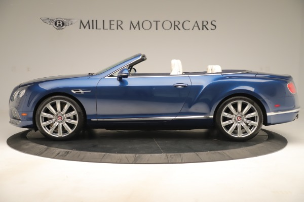 Used 2017 Bentley Continental GTC V8 for sale $152,900 at Maserati of Greenwich in Greenwich CT 06830 3