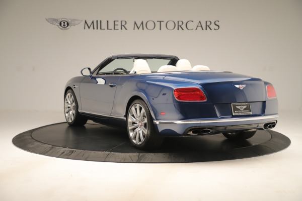 Used 2017 Bentley Continental GTC V8 for sale $152,900 at Maserati of Greenwich in Greenwich CT 06830 5