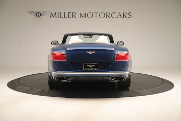 Used 2017 Bentley Continental GTC V8 for sale $152,900 at Maserati of Greenwich in Greenwich CT 06830 6