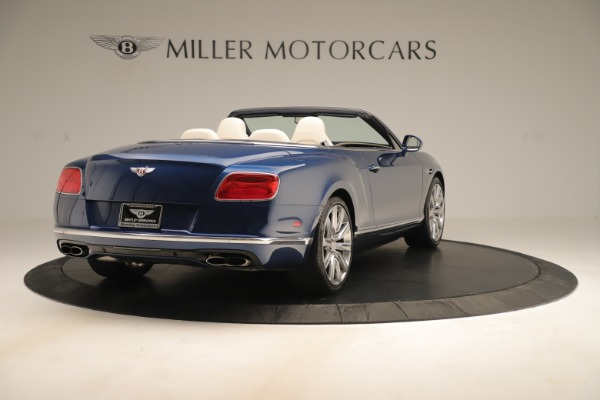Used 2017 Bentley Continental GTC V8 for sale $152,900 at Maserati of Greenwich in Greenwich CT 06830 7