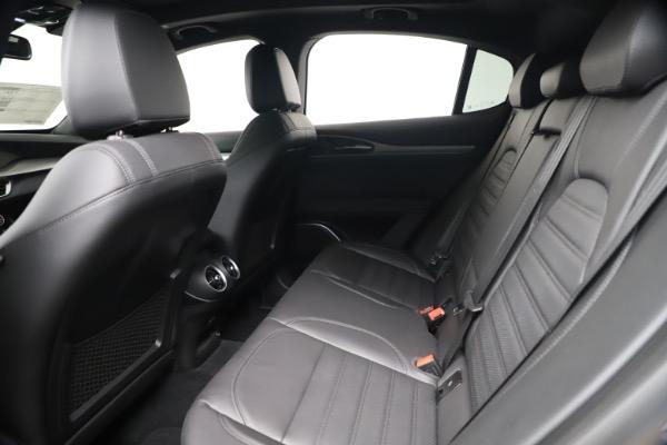 New 2019 Alfa Romeo Stelvio Ti Sport Q4 for sale Sold at Maserati of Greenwich in Greenwich CT 06830 19
