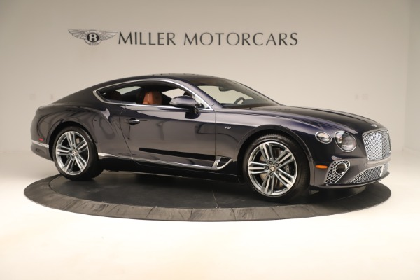 New 2020 Bentley Continental GT V8 for sale $245,105 at Maserati of Greenwich in Greenwich CT 06830 10