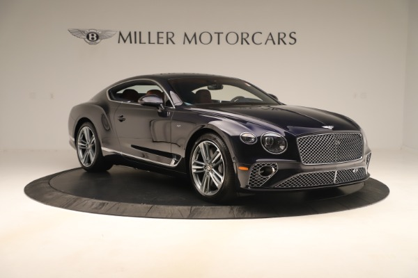 New 2020 Bentley Continental GT V8 for sale $245,105 at Maserati of Greenwich in Greenwich CT 06830 11