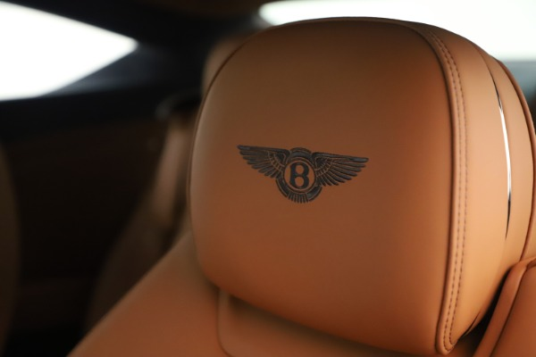 New 2020 Bentley Continental GT V8 for sale $245,105 at Maserati of Greenwich in Greenwich CT 06830 21