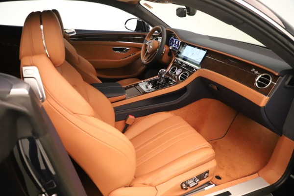 New 2020 Bentley Continental GT V8 for sale $245,105 at Maserati of Greenwich in Greenwich CT 06830 25
