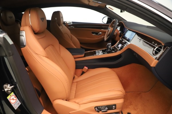 New 2020 Bentley Continental GT V8 for sale $245,105 at Maserati of Greenwich in Greenwich CT 06830 26