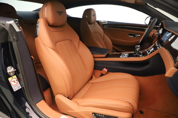 New 2020 Bentley Continental GT V8 for sale $245,105 at Maserati of Greenwich in Greenwich CT 06830 27