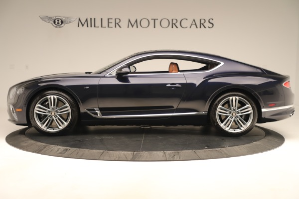 New 2020 Bentley Continental GT V8 for sale $245,105 at Maserati of Greenwich in Greenwich CT 06830 3