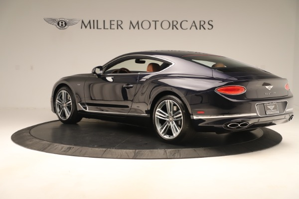 New 2020 Bentley Continental GT V8 for sale $245,105 at Maserati of Greenwich in Greenwich CT 06830 4